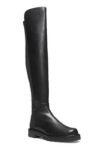 5050 Lift Tall Boot - Black