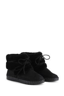 Tulip 6072 Ankle Boot - Black