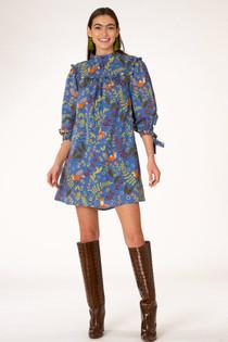Emma Dress - True Blue Foxes
