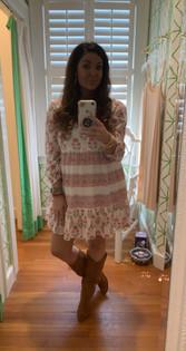 FOLLY SHORT DRESS