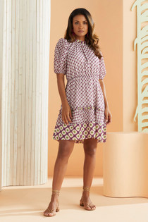 202B BRYER DRESS