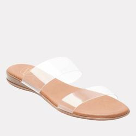 NARICE SANDAL - CLEAR
