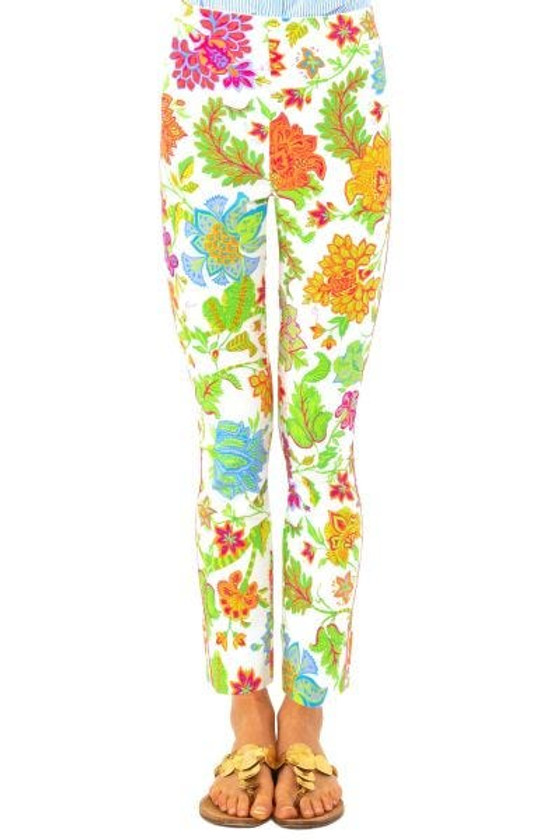 GRIPELESS PULL ON PANT - GLORIOUS BRIGHTS