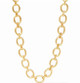 N309GP CATALINA SMALL LINK NECKLACE