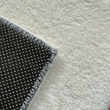Squishee -  Soft Touch Rug - Ivory (2 Size Options)