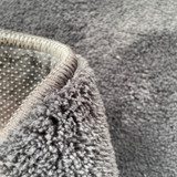 Squishee -  Soft Touch Rug - Light Grey (2 Size Options)