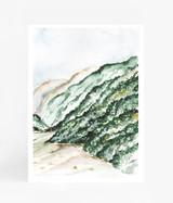 Franz Josef Glacier Pair Printed Artwork