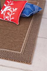 San Jose Floor Rug - Teak