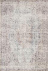 Silver / Slate rug