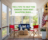 TOP 6 TIPS TO CHOOSE THE RIGHT RUG