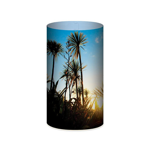 Cabbage Trees LED Lamp