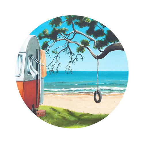 Tire Swing Placemat