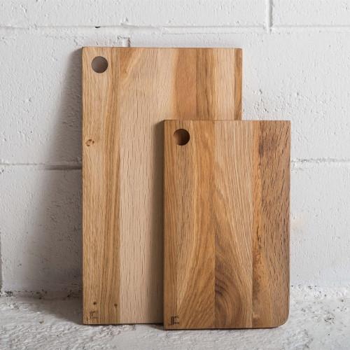 Three Cornered Chopping Board