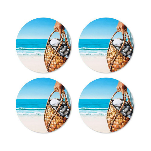 Graham Young - Kete Coaster (Pack of 4)