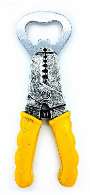 Tool Magnet / bottle opener - Pliers