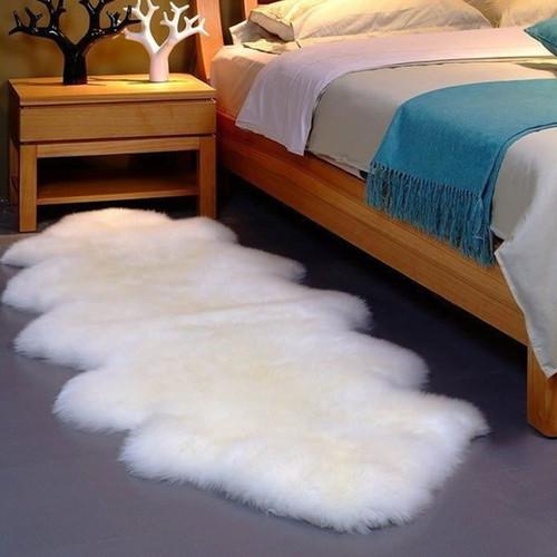 Double Ivory Sheepskin
