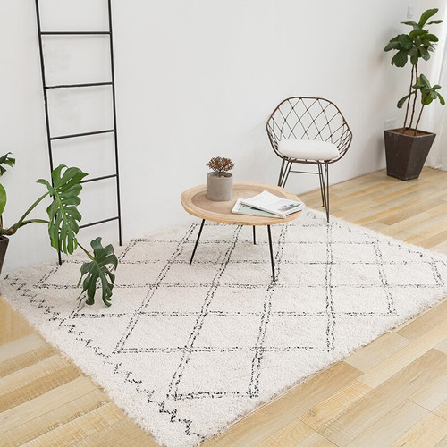 Moroccan Diamond Rug