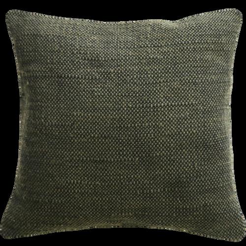 Green-Black cushion