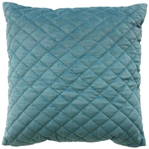 ocean blue cushion