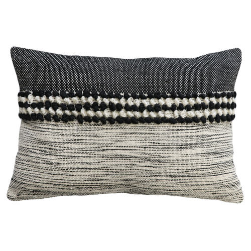 Black-White cushion