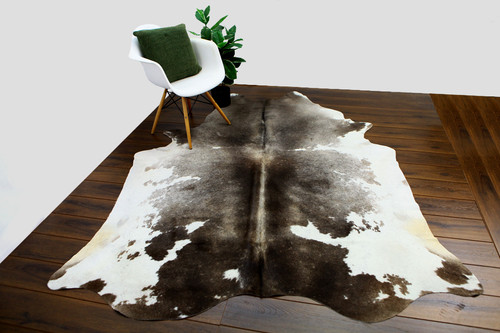 COWHIDE NATURAL MIX 01