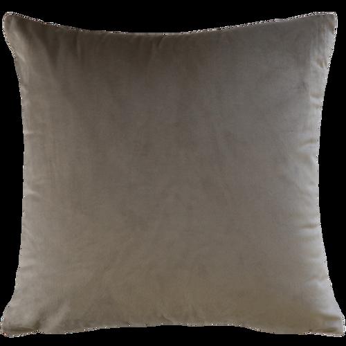 grey/taupe cushion