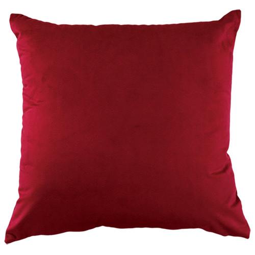red / salsa cushion