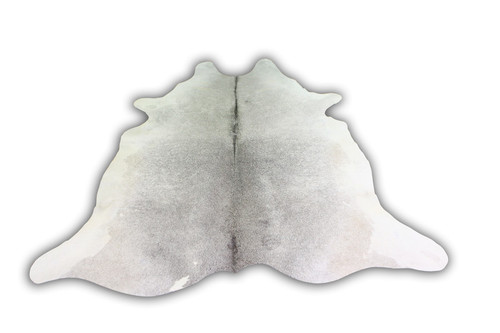 COWHIDE NATURAL GREY & WHITE 11