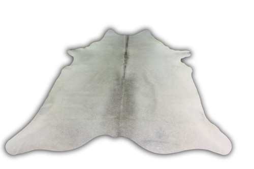 COWHIDE NATURAL GREY & WHITE 12