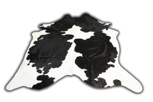 COWHIDE NATURAL BLACK & WHITE 40