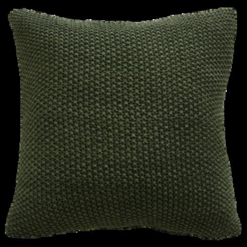 Spruce green cushion