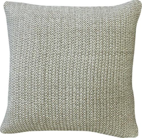 Stone/Natural cushion