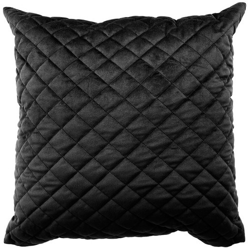 Black cushion