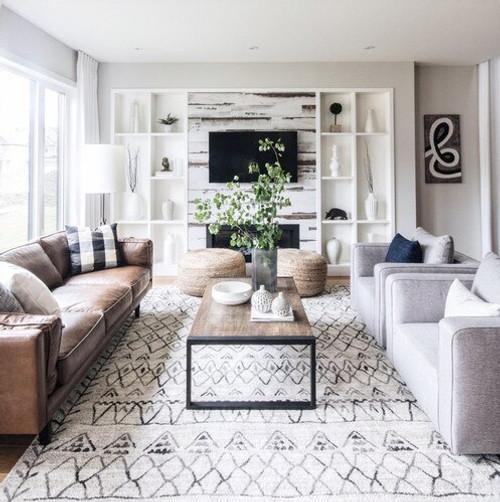 Turkey neutral rug