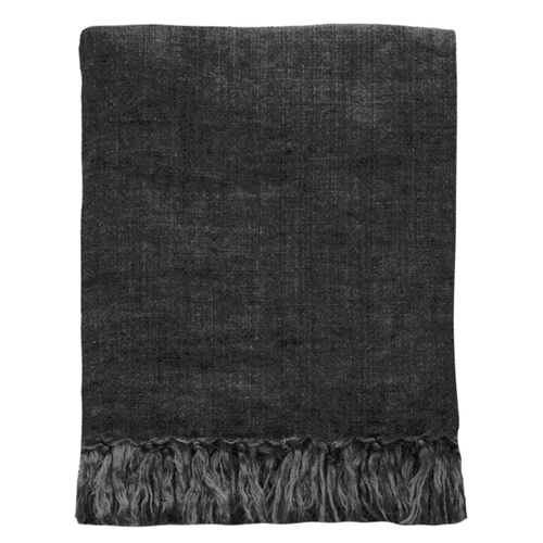 Charcoal throw
