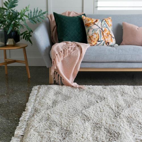 neutral tone rug