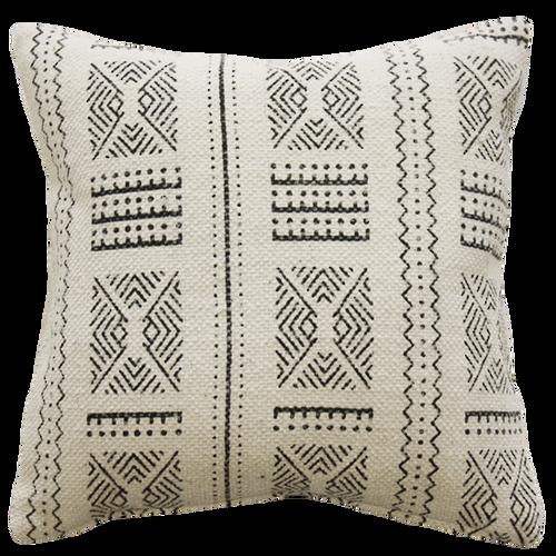 Natural/Grey cushion