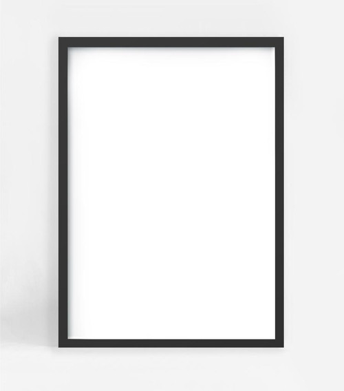 Black Picture art frame