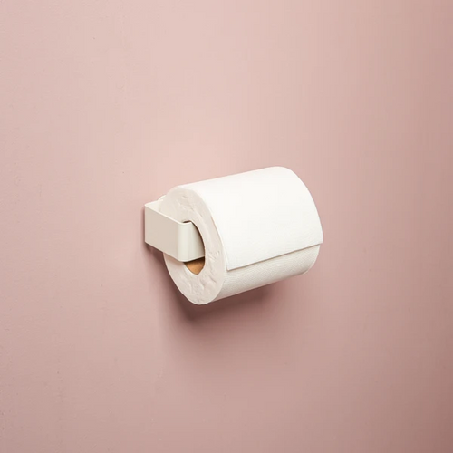 FOLD Toilet Roll Holder -  (White)