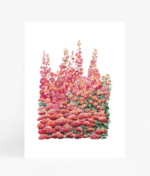 Eden Garden 1 - Printed Art