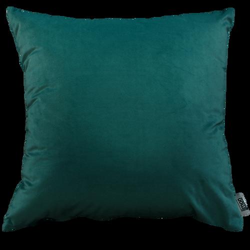 green/ocean cushion