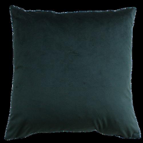 pine/green cushion