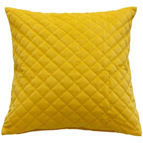 Sulphur yellow cushion