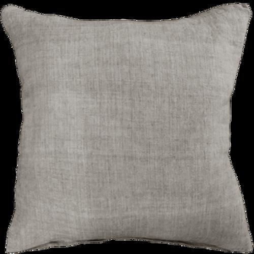 Taupe cushion