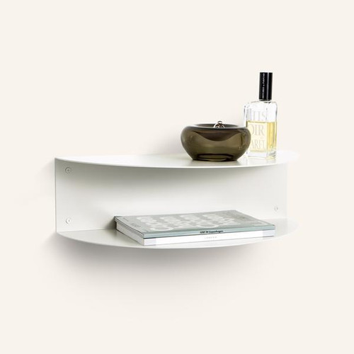 FOLD Bedside Table ∙ (White)