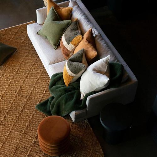 Floor Rug - Saddle