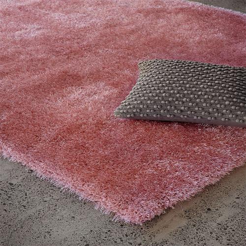 Floor Rug - Dusky Pink