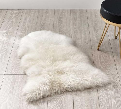 Ivory Sheepskin