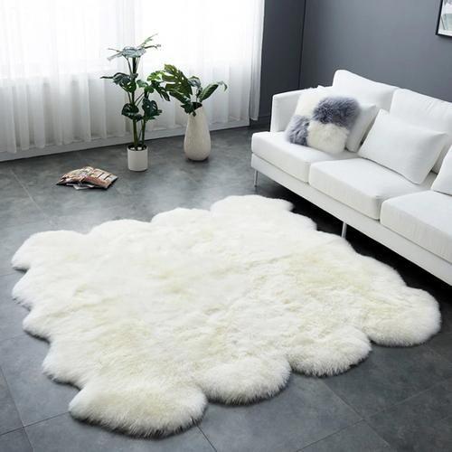 Octo Ivory Sheepskin