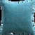 blue cushion